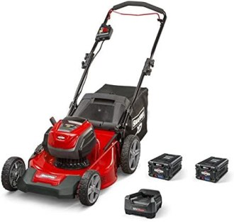 Best commercial walk behind mower for hills - Snapper XD 82V MAX