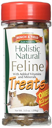 Bench and Field Cat Treat Holistic NTRL