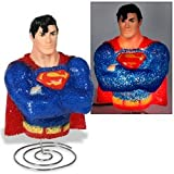 Official Dc Superman Indoor Lamp - Chiseled Ice Design