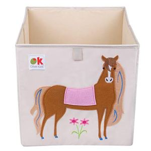 Wildkin Kids 13 Inch Storage Cube for Boys and Girls, Perfect Use in Your Child's Bedroom or Playroom, Storage Cubes…