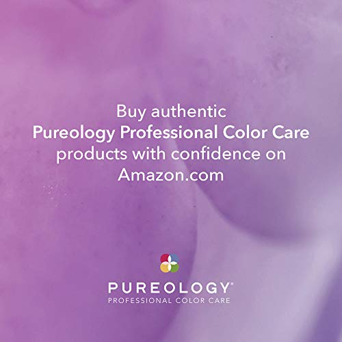 Pureology | Style + Protect On The Rise Root-Lifting Hair Mousse | Medium Control, All Day Volume | Vegan 7
