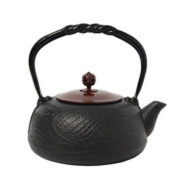 Comolife Special Iron Teapot , NAMBU TEKKI , Made in Japan