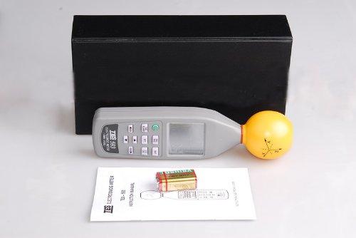 TES-593 Electrosmog RF Microwave Meter up to 8Ghz EMF TES593