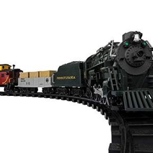 Lionel Pennsylvania Flyer Battery-powered Model Train Set Ready to Play w/ Remote 41HMoeyj2iL