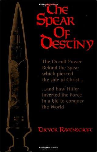 Image result for spear of destiny