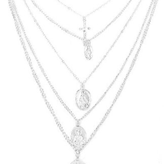 Womens-Cross Necklaces