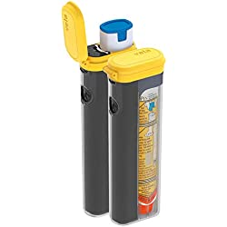 Veta Smart Case & App for your EPIPEN Auto-Injector – Reusable Smart Cases & Bluetooth-connected mobile Veta App for your Epinephrine Auto-Injectors - iPhone, Android & Bluetooth-compatible (Two Pack)