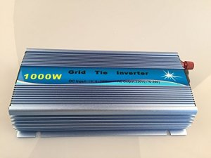Y-SOLAR Micro Grid Tie Power Inverter 1000W 18V/36V DC Input 110V/220V AC Output