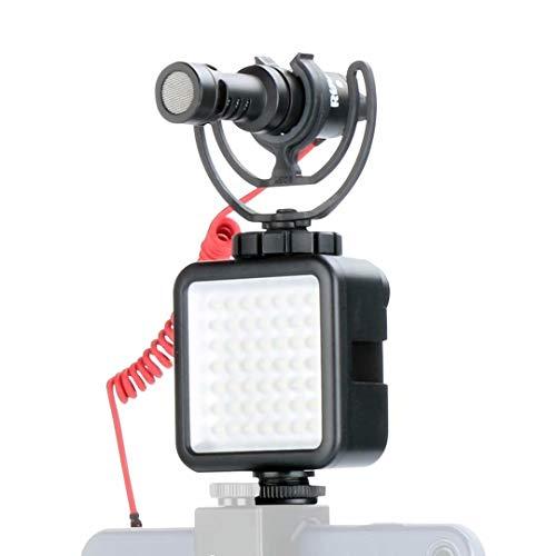 ULANZI ON CAMERA VIDEO LIGHT LED VIDEO LIGHT WATERPROOF LIGHT