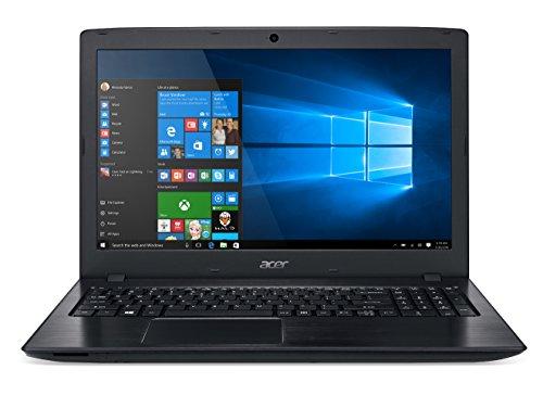 Acer Aspire E 15 E5 575 33BM 15.6 Inch Full HD Notebook (Intel Core i3 7100U Processor 7th Generation , 4GB DDR4,  1TB 5400RPM Hard Drive,  Intel HD Graphics 620, Windows 10 Home), Obsidian Black  Image of 41HfDkXXyeL