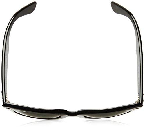 41Hhr2HvzaL Sunglasses in classic wayfarer silhouette featuring plastic lenses and logoed temples Logo at corner of left lens