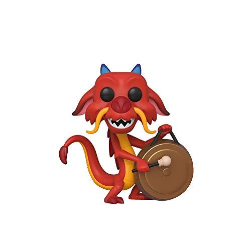 Funko Pop! Disney: Mulan - Mushu with Gong
