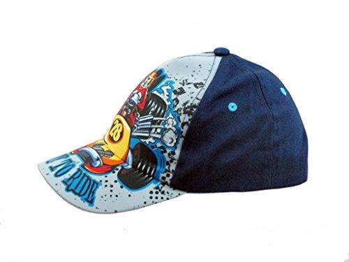Disney Mickey Mouse 28 Navy Baseball Cap – Boys  Toddler – Cool Hat ... 46659301bdb7