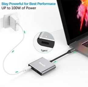 USB-C-to-HDMI-Multiport-Adapter-Tuwejia-USB-31-Thumderbolt-3-to-HDMI-4K-HDMI-Output-USB-30-Port-and-USB-C-Charging-Port-Compatible-with-MacBookMacBook-ProMacBook-Air-20192018-iPad-Pro-201819