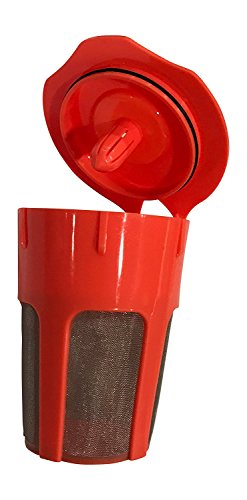K-CARAFE 2.0 Reusable Travel Mug Filter From Freedom Brew