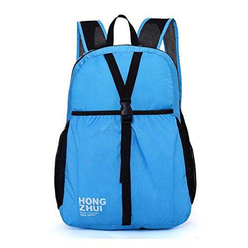 41HvIcqW50L - KEKEMI Casual Multifunctional Travel Backpack for Boys & Girls (Blue)