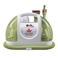 Bissell ProHeat Little Green Portable Cleaner – Best for spot cleaning