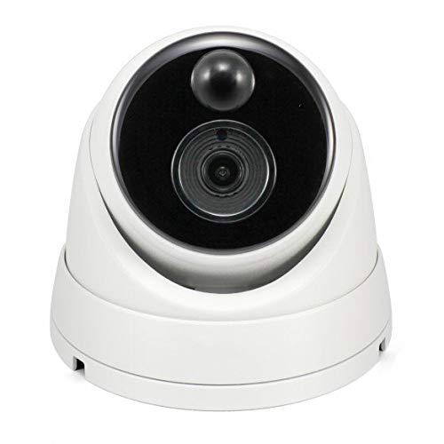Swann 4K Dome NVR Security Camera with Heat & Motion Sensing + Night Vision