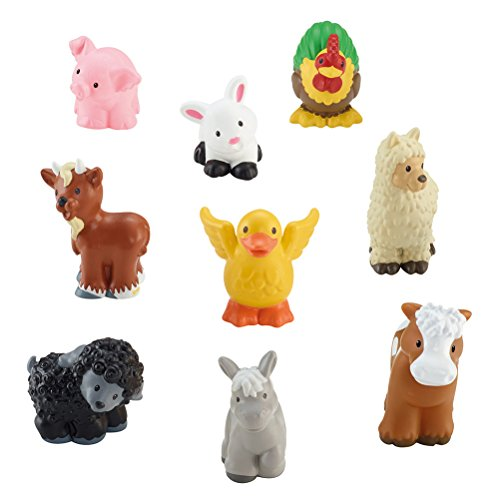 Fisher-Price Little People Farm Animal Friends