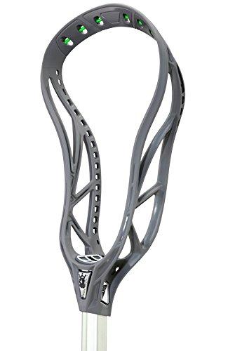 Brine RP3 II Lacrosse Unstrung Head, Titanium Grey
