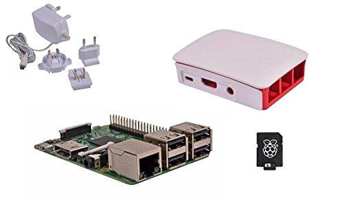 Raspberry-Pi-Rpi3–8GB-Strkit-WHT-3-Starter-Kit–Blanc