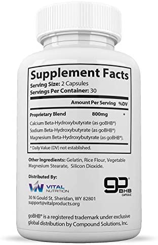 Pure Keto Diet Pills - Ketosis Supplement to Burn Fat Fast - Ketogenic Carb Blocker - Best Keto Diet Pills for Women and Men - Helps Boost Energy & Metabolism - 60 Capsules 4