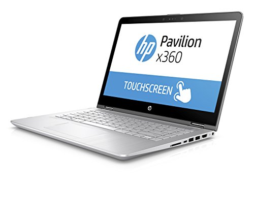 HP 14-ba075TX 2017 14-inch Laptop (Core i3/4GB/1TB/Windows 10 Home/2GB Graphics), Natural Silver 4
