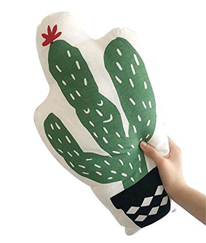 NAGU Pineapple Decorative Throw Pillows,for home or Car (Cactus)