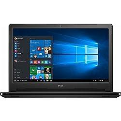 2017 Dell Inspiron 15.6 HD Touchscreen Flagship High Performance Laptop PC, Intel Core i3-7100U Dual-Core, 6GB DDR4, 1TB HDD, DVD RW, Stereo Speakers, MaxxAudio, Bluetooth, Windows 10 (Black)