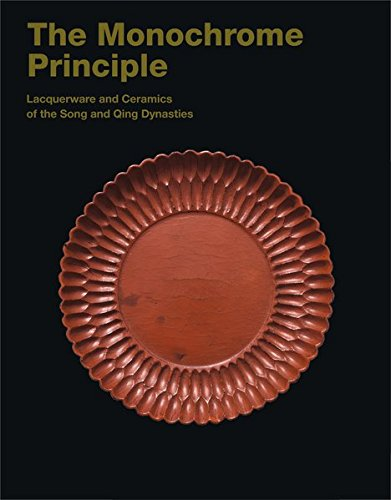 The Monochrome Principle: Lacquerware and Ceramics of the Song and Qing Dynasties