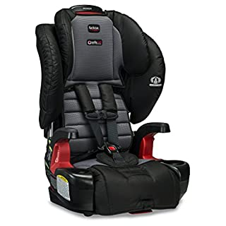 Safety, comfort and convenience make the Pioneer an exceptional Harness-2-Booster Seat. Car seat installation is made simple with easy-on/easy-off LATCH connectors that lock into place with an audible click and are easily released with the push of a ...