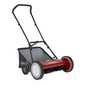 best reel mower for uneven terrain - Craftsman