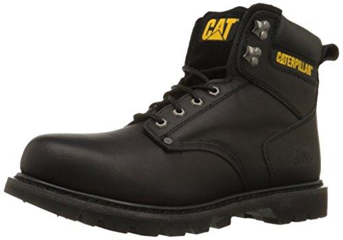 Caterpillar Men's 2nd Shift 6' Plain Soft-Toe Work Boot