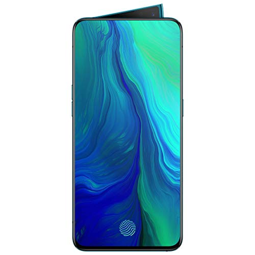41Icb91iU1L - (Renewed) OPPO Reno 10x Zoom (Ocean Green, 8GB RAM, 256 GB Storage) with No Cost EMI/Additional Exchange Offers