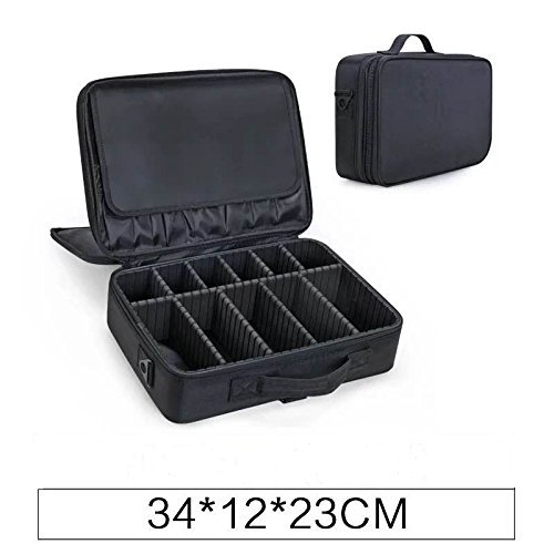 9af3aff8f508 New BEST Professional Makeup Case Travel Makeup Bag Makeup Artist Cosmetic  Train Case Cosmetic Organizer Big Makeup Bag Perfect Gift - Makeup ...