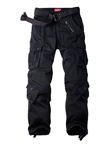 Must Way Men's Cotton Casual Military Army Cargo...