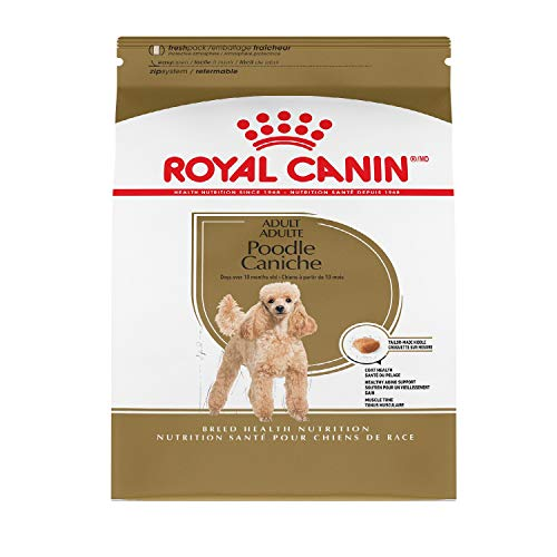 ROYAL CANIN Dog Food for All Size Poodles