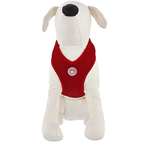 Good2Go Red Mesh Dog Harness, Large