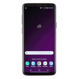 Samsung Galaxy S9+, 64GB, Midnight Black – For AT&T / T-Mobile (Renewed)