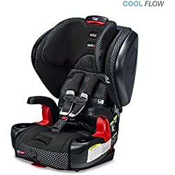 Britax Pinnacle ClickTight Harness-2-Booster Car Seat, Cool Flow Grey
