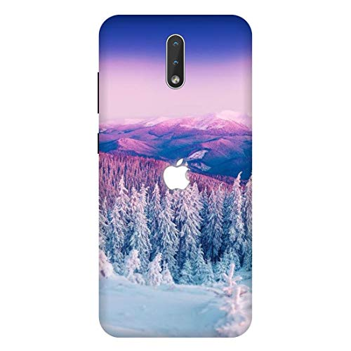 Nature :: Apple Logo :: I Phone Logo :: Nokia 2.3MULTICOLOR 187