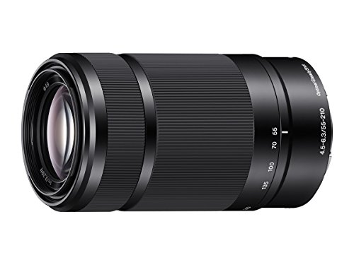 Sony-E-55-210mm-F45-63-Lens-for-Sony-E-Mount-Cameras-Black