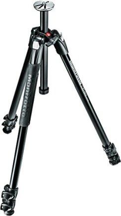 Manfrotto-290-Xtra-Aluminum-3-Section-Tripod-Kit-with-3-Way-Head-MK290XTA3-3WUS