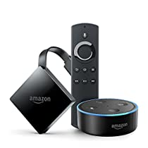 Bundle and Save $25 on Fire TV and Echo Dot'