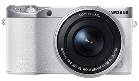 Samsung-Electronics-EV-NX500ZBMHUS-NX500-28-MP-Wireless-Smart-Compact-System-Camera-with-Included-Kit-Lens