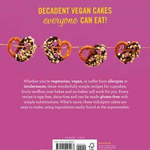 Ms Cupcake: The Naughtiest Vegan Cakes in Town 41J3jedNxSL