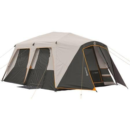Bushnell Shield Series 15' x 9' Instant Cabin Tent, With Weather Shield Technology, Sleeps