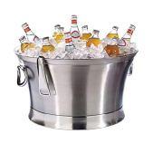 YHMY-Cubeta-de-Hielo-Cubo-de-Hielo-de-Champagne-de-Acero-Inoxidable-Grueso-de-Doble-Pared-con-OrejasMangoAnillos-Ideal-para-el-Bar-de-la-casa-enfriando-Cerveza-champan-y-w