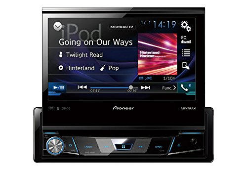 PIONEER AVH-X7800BT 7' 1Din DVD Receiver Bluetooth