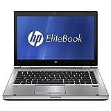 HP Elitebook 8470p Laptop - Core i5 2.5ghz - 8GB DDR3 - 500GB HDD - DVD - Windows 10 home - (Renewed)